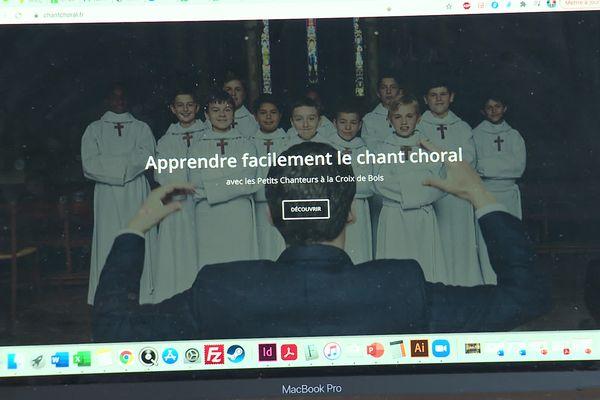 Près de 150 morceaux enregistrés par les Petits Chanteurs à la Croix de Bois seront mis en ligne sur ce site en septembre prochain.