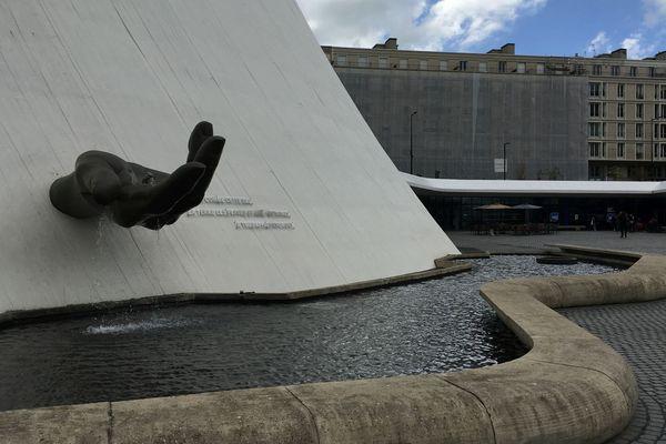 L'espace Oscar Niemeyer du Havre