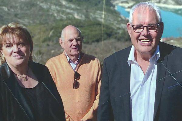 Alain Delsaux et Magali Surle-Girieud liste LR ont obtenu 52,8% des voix face à la liste Divers gauche de Martine Brondet et Claude Roustan, qui a obtenu 47,2%