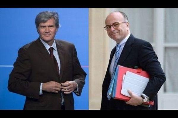 Stéphane Le Foll, ministre de l'Agriculture, et Bernard Cazeneuve, ministre de l'Intérieur, sont attendus en Bourgogne vendredi 27 juin 2014