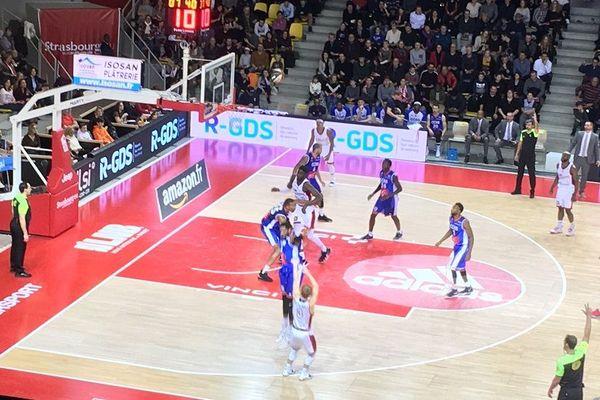 le match SIG Strasbourg- Châlons-Reims mercredi 26 décembre au Rhénus