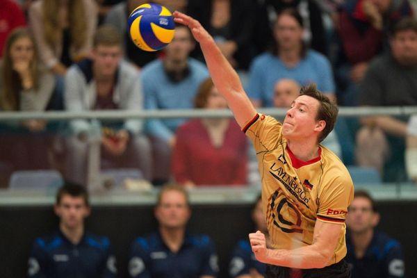 Le nouveau joueur allemand du SPVB, Jochem Shöps