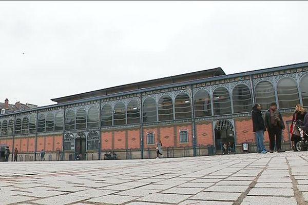 Les Halles centrales, place de la Motte à Limoges, vont être rénovées. Les travaux devraient débuter au printemps 2018