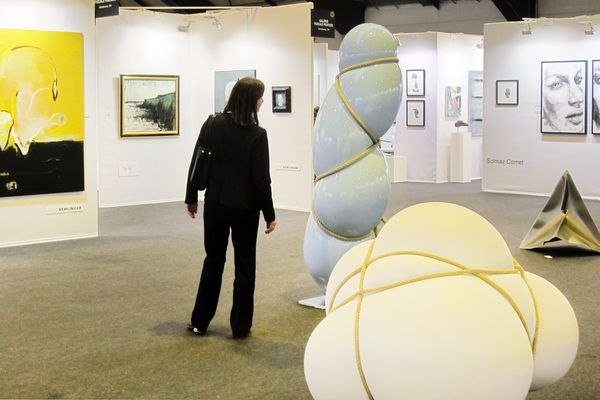La 25e édition de ST-ART, la foire d'art contemporain de Strasbourg, aura lieu en novembre 2021.
