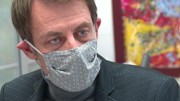 Bertrand Mertz l'avocat de Christophe Zamboni.