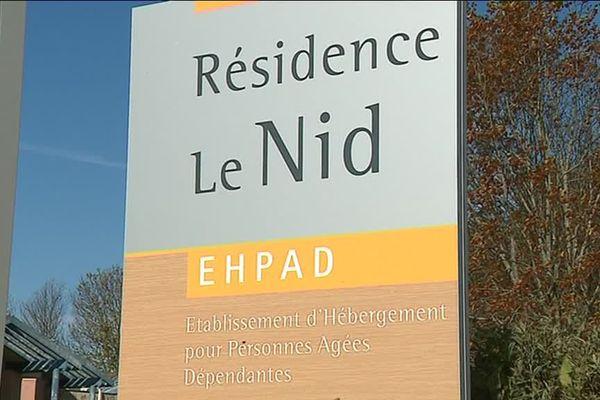 9 emplois aidés ont déjà été supprimés dans cet Ehpad