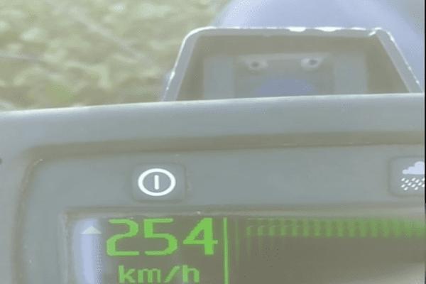 Deux automobilistes ont été contrôlés à plus de 100 km/h au-dessus de la vitesse autorisée en deux semaines.