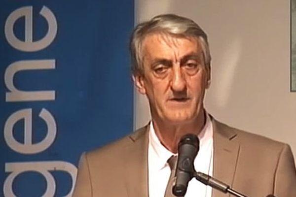 Denis Bouad nouveau président conseil départemental du Gard