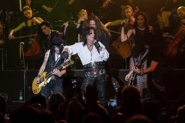 Le chanteur de hard rock Alice Cooper viendra enflammer la scène du Réto C Trop festival en 2022.