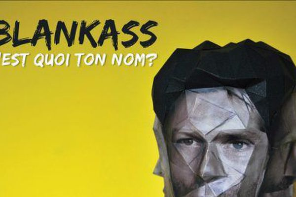 """Pochette du nouvel album """"C'est quoi ton nom ?"""" des Blankass"""