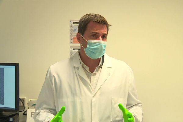 Franck Molina, directeur du laboratoire Sys2Diag au CNRS