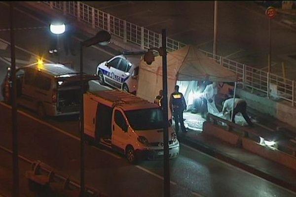 """Dans la nuit du 9 au 10 novembre 2015, une fusillade dans le tunnel Prado-Carénage avait causé la mort de Mohamed Mhoumadi et Anthony Costa, deux membres de la bande des """"Gitans"""""""