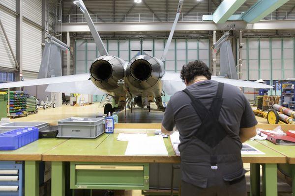 52 nouveaux projets bénéficieront du fonds de soutien à la modernisation, à la diversification et au verdissement des procédés de la filière aéronautique - Photo d'illustration