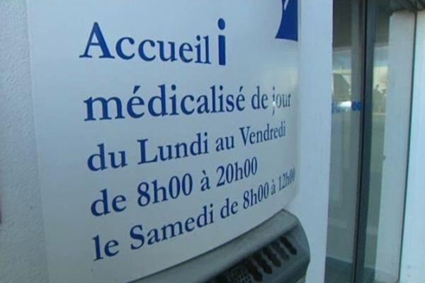 Le nouveau service d'urgences serait implanté à Pézenas et non pas à Agde