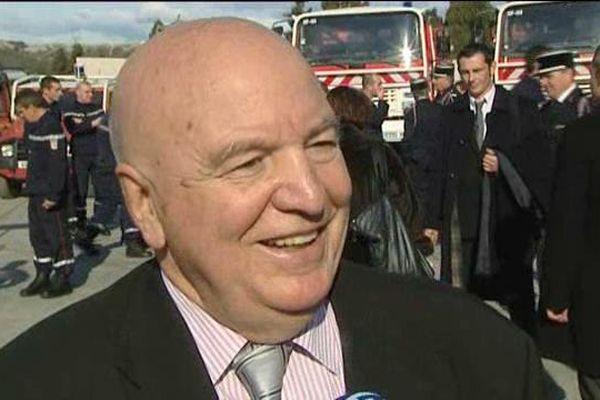 Le député (app. PRG) des Bouches-du-Rhône Jean-Pierre Maggi