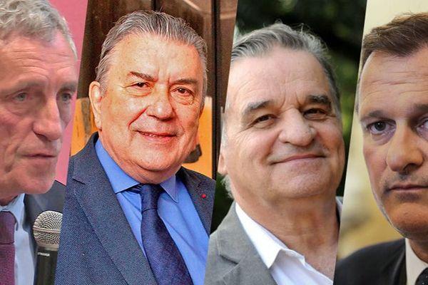 Philippe Saurel, Jean-Paul Fournier, Max Roustan et Louis Aliot : quatre poids-lourds politiques importants de notre région qui refusent tout débat audiovisuel pour les Municipales 2020.