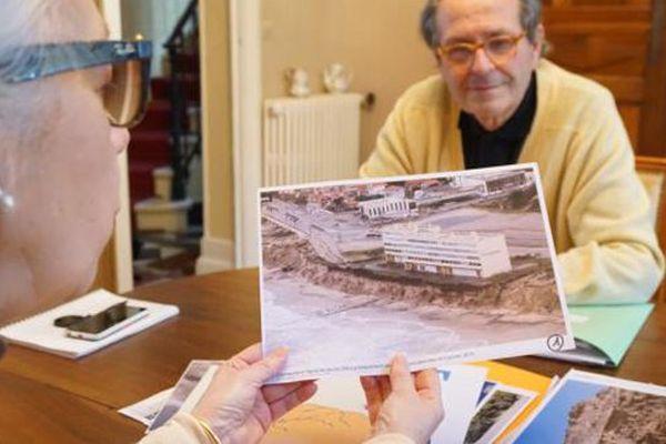 Les Bordelais Danielle et Vincent Duprat ont rassemblé des dizaines de documents et de photos du Signal.