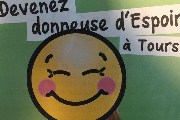Campagne locale pour le don d'ovocytes du CECOS Centre Val de Loire