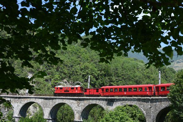 Le train de La Mure (Isère) a arrêté provisoirement son activité à la suite d'un incident technique.