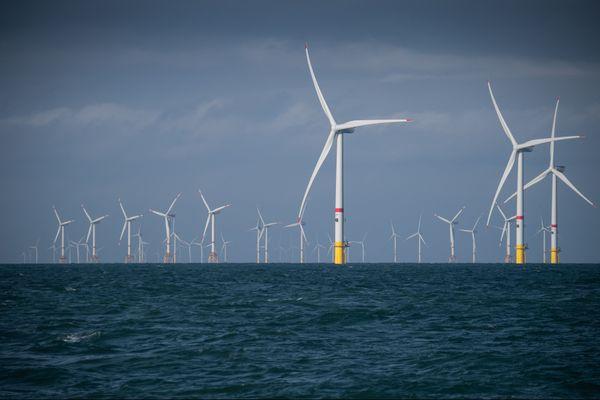 La région Occitanie envisage de développer un projet d'éolien flottant.