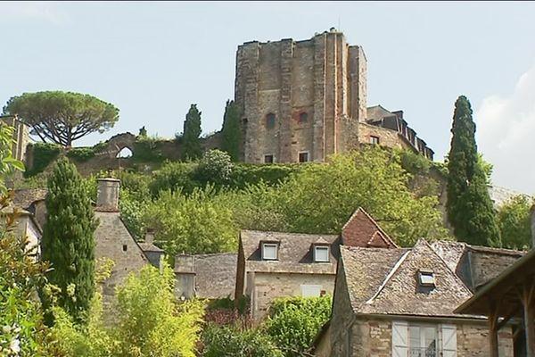 Turenne, comme d'autres sites remarquables de la Corrèze, a souffert de la canicule en terme de fréquentation touristique