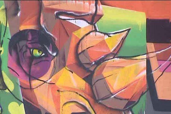Street Art à Lurcy-Lévis