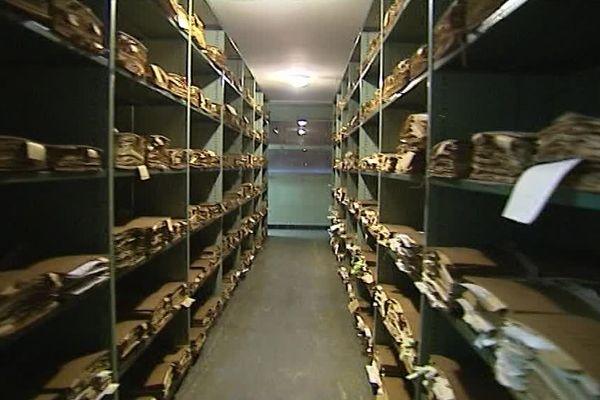 Montpellier - 2 millions de planches de l'herbier de l'Institut de botanique vont être numérisées - janvier 2017.