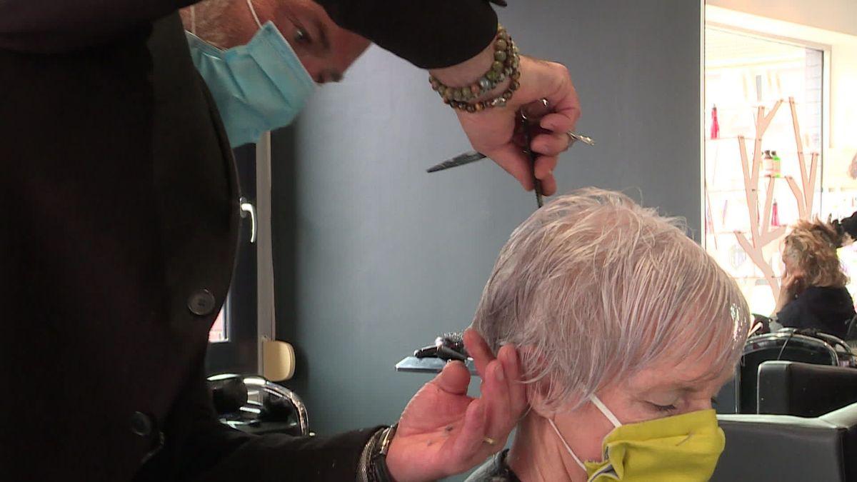 Confinement 9 : La coiffure à domicile interdite, pas de