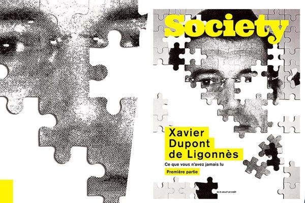 La magazine Society consacré à Xavier Dupont de Ligonnès en rupture de stock