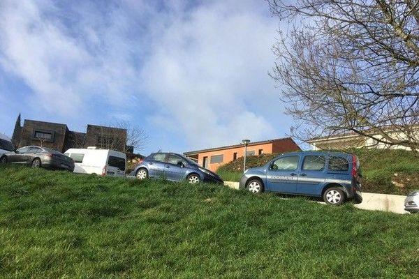 Affaire Delphine Jubillar, investigations en cours au domicile du couple à Cagnac-les-Mines
