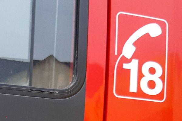 Les pompiers intervient sur le site de l'usine Messer à Ugine (Savoie) après un incident. (Illustration)