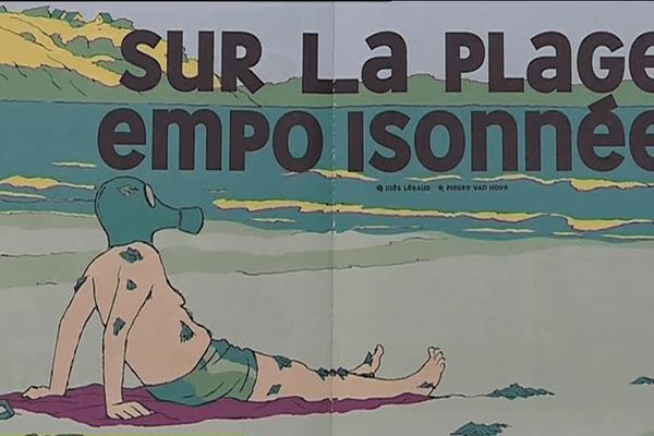 La Bande dessinéed' Inès Léraud et Pierre Van Hove