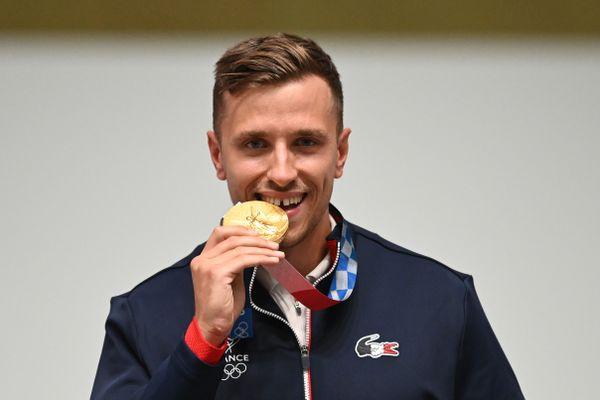 Jean Quiquampoixétait monté sur la deuxième marche du podium à Rio. Pour ces Jeux Olympiques de Tokyo il aura droit cette fois-ci àLa Marseillaiseet au plus beau des métaux : l'or !