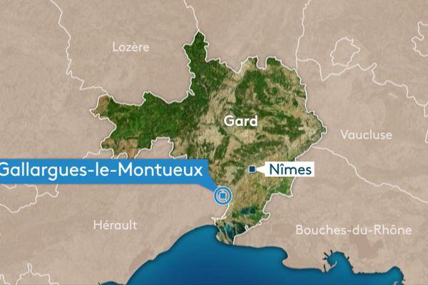 Gallargues-le-Montueux (Gard)