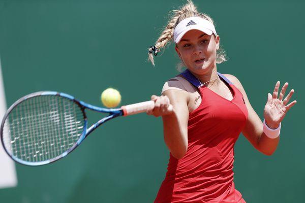 Au tournoi de Lausanne, Clara Burel en finale, contre Tamara Zidanšek