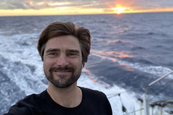 Boris Herrmann sur Seaexplorer - Yacht Club de Monaco