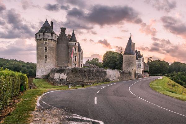 Le château de Montpoupon, à Céré-la-Ronde, est classé monument historique