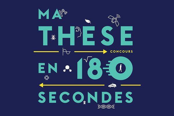 """Le concours """"Ma thèse en 180 secondes""""."""