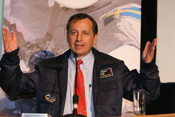 Michel Tognini a participé à la sélection des candidats recrutés pour devenir les nouveaux astronautes europeens