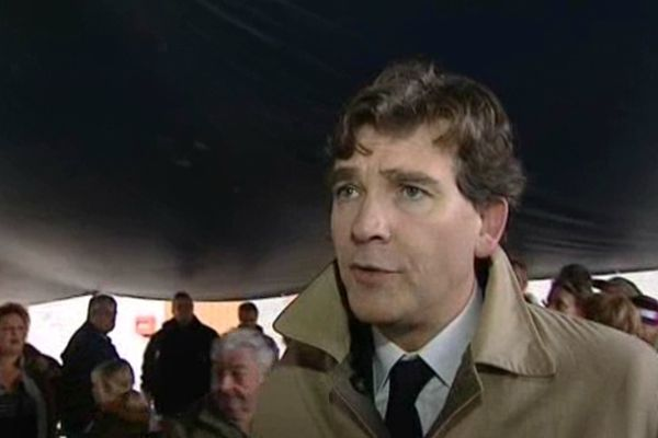 Arnaud Montebourg, ministre du Redressement productif