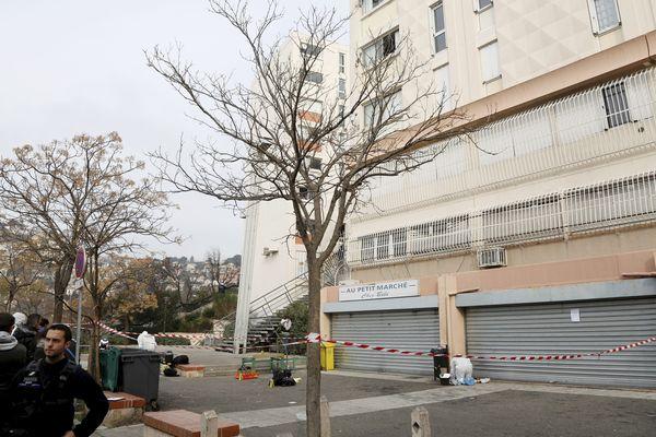 Dans la cité de La Bricarde, un adolescent de 16 ans est mort poignardé le 29 janvier dernier.