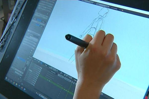 """Le film d'animation """"J'ai perdu mon corps"""" fabriqué en partie à Villeurbanne"""