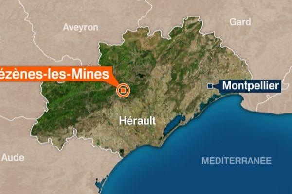 Pézènes-les-Mines (Hérault)