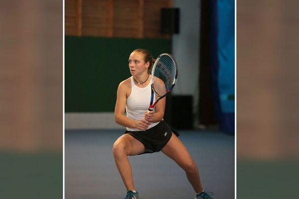 Roland-Garros junior : le premier grand chelem de la jeune joueuse de Clermont-Ferrand, Alice Tubello.