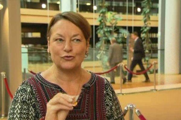 Nathalie Griesbeck député européenne du MoDem