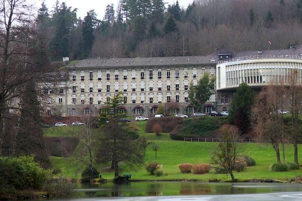 L'ancien sanatorium a été bâti au début du siècle dernier pour accueillir les enseignants atteints de tuberculose.