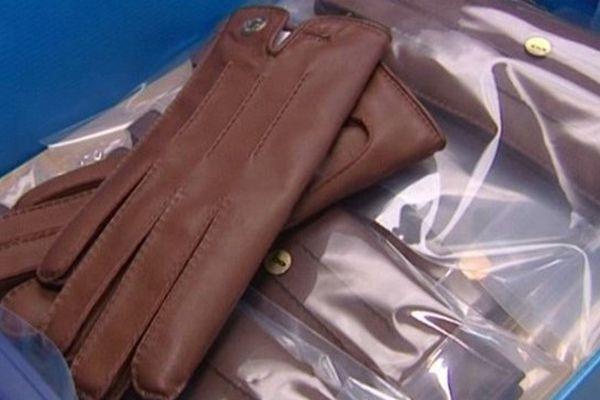 Les gants Hermès à la coopérative de Saint-Junien