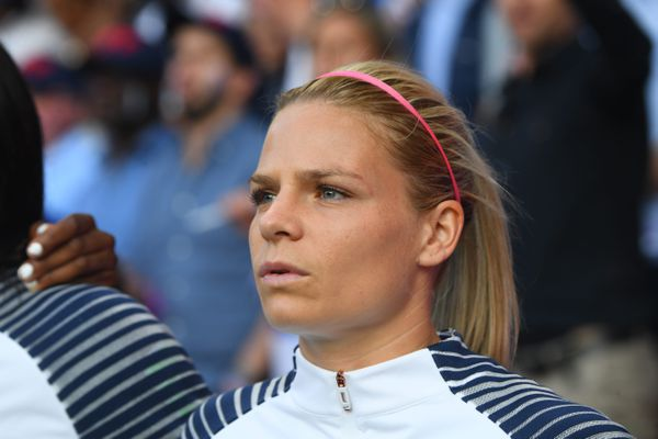 Récital offensif face à la Macédoine, Viviane Asseyi buteuse