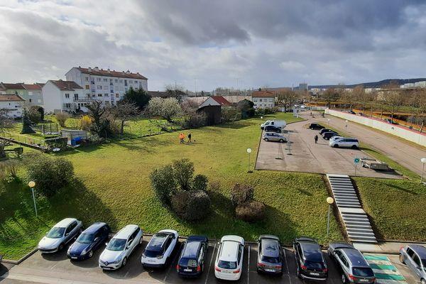 L'implantation du projet à France 3 Lorraine