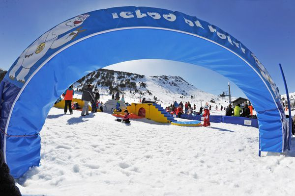 Noël 2020 au ski, en famille, à Font Romeu, on veut encore y croire pour toutes les stations de sports d'hiver des Pyrénées -Orientales !